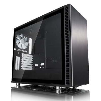 Fractal Design Define R6 USB-C–TG Behuizing - Zwart