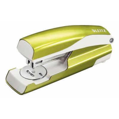 Leitz nietmachine: NeXXt WOW 5502 - Groen, Metallic