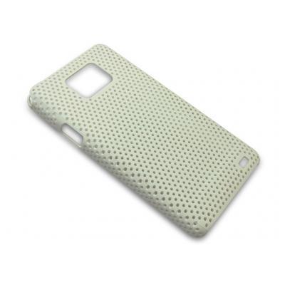 Sandberg mobile phone case: Cover S II easy grip White - Wit