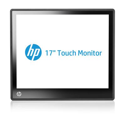 HP L6017tm Touchscreen monitor - Zwart