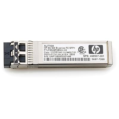 Hewlett Packard Enterprise HP MSA 2040 1Gb Short Wave iSCSI SFP+ 4-Pack Transceiver Netwerk .....
