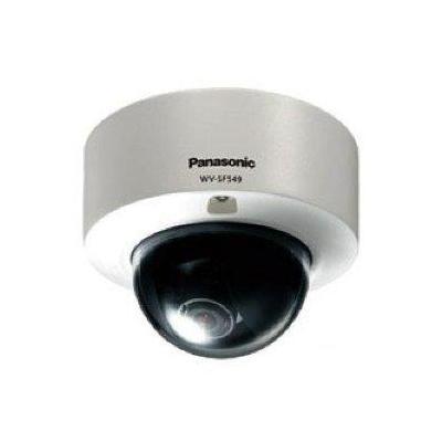 Panasonic WV-SFR631L beveiligingscamera