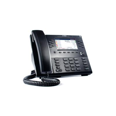 Mitel 6869 SIP Phone IP telefoon - Zwart
