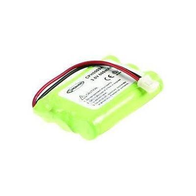 2-power batterij: Power's rechargeable battery for Alcatel Comfort, NiMH, green - Groen