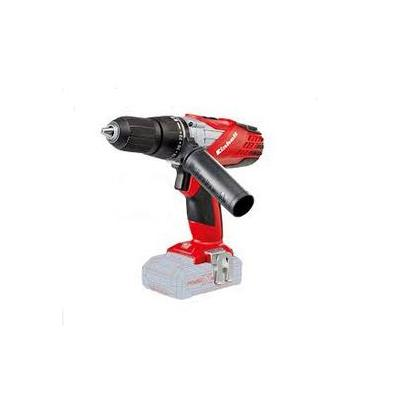 Einhell TE-CD 18-2 Li-i Solo power drill - Zwart, Rood