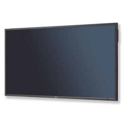 Nec public display: MultiSync E905 - Zwart