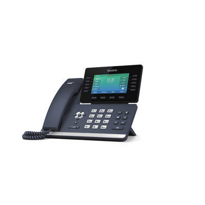 Yealink SIP-T54S IP telefoon - Zwart