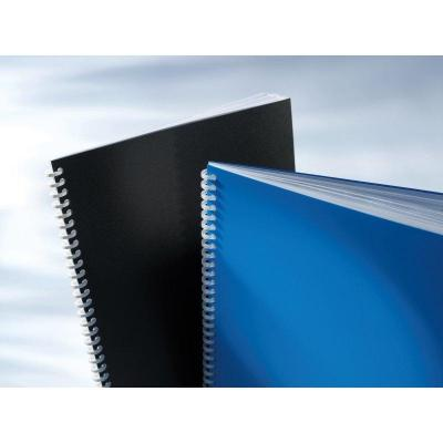 Gbc binding cover: Opaque Bindomslagen A4 300 micron Mat Rood (100)