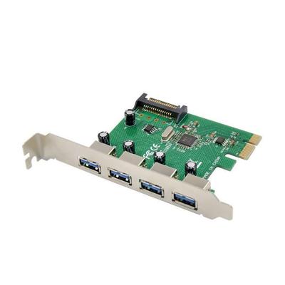 Microconnect MC-USB3.0-T4B Interfaceadapter