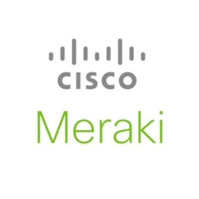 Cisco garantie: Meraki 5Y + 5Y 1U
