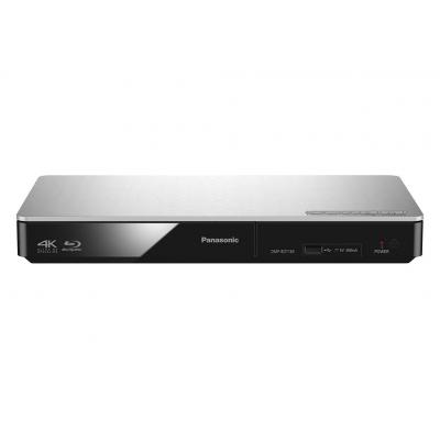 Panasonic Blu-ray speler: DMP-BDT185EG - Zilver