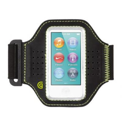 Griffin MP3/MP4 case: Trainer - Zwart