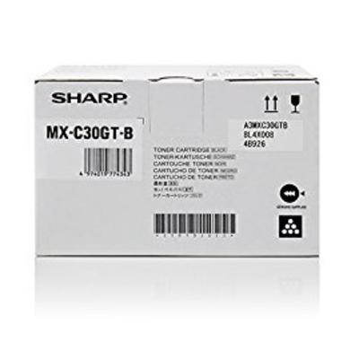 Sharp MX-C30GTB toners & lasercartridges