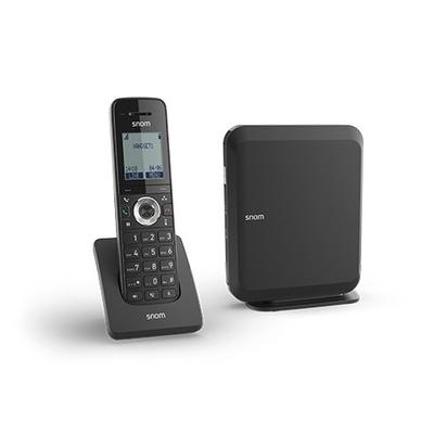 Snom M215 SC IP telefoon - Zwart