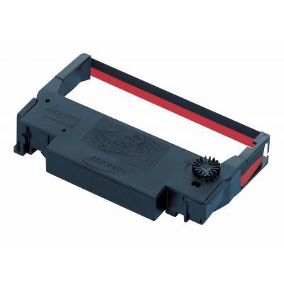 Bixolon printerlint: Impact Ribbon black&red for SRP-270, SRP-275 and compatible printers - Zwart