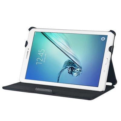 Gecko Slimfit beschermhoes voor Samsung Galaxy Tab S2 8 Tablet case - Zwart