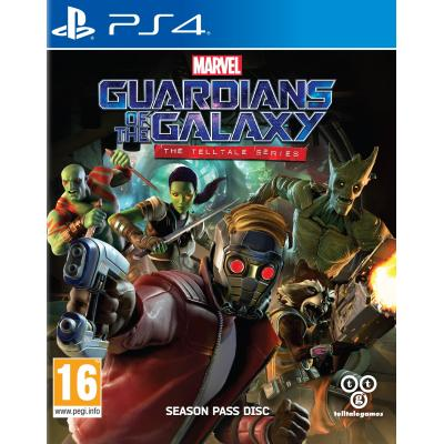 Warner bros game: Guardians of the Galaxy: The Telltale Series  PS4