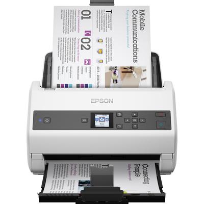 Epson WorkForce DS-870 Scanner - Grijs,Wit