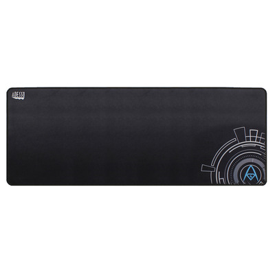 Adesso TRUFORM P104 - 32 x 12 Inches Gaming Mouse Pad Muismat - Zwart