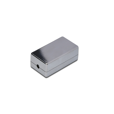 Digitus Connection module for Twisted Pair Cables LSA, shielded, CAT 5e Modulaire apparaataccessoire - Metallic