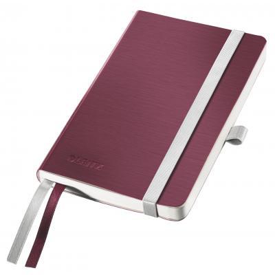 Leitz schrijfblok: Style Notitieboek, A6 - Rood
