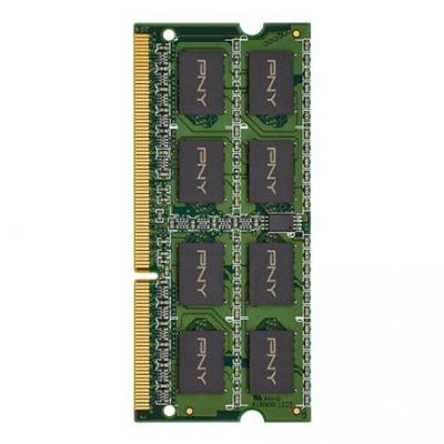Pny RAM-geheugen: 8GB DDR3 1600MHz - Groen