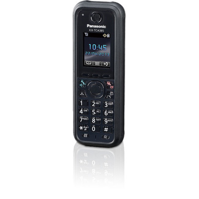 Panasonic telephone headset: KX-TCA385 - Zwart