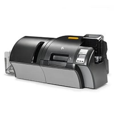Zebra ZXP Series 9 Plastic kaart printer - Zwart