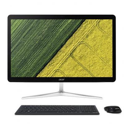 Acer U27-880 I7429 NL all-in-one pc - Zwart, Zilver
