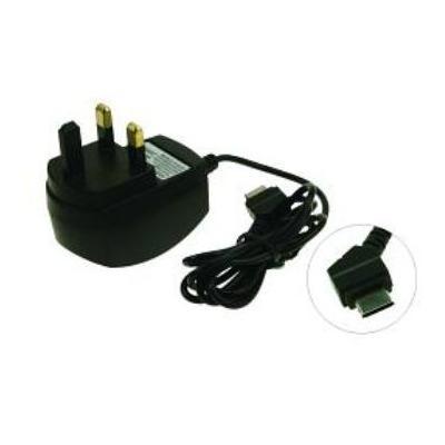 2-power oplader: Samsung mobile phone AC Adapter 4.5v - Zwart