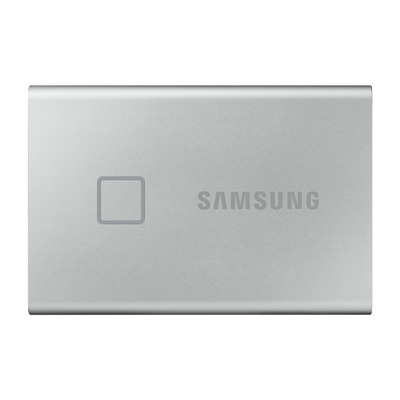 Samsung T7 Touch 2TB - Zilver