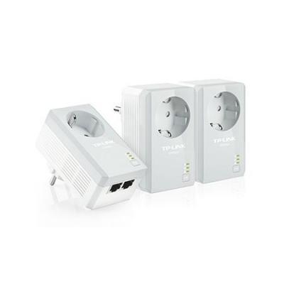 Tp-link powerline adapter: AV500 PLC - Wit