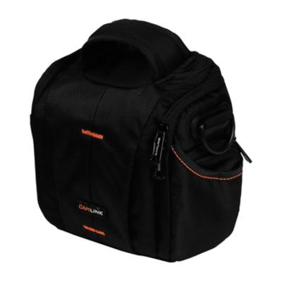 CamLink CL-CB20 Cameratas - Zwart, Oranje