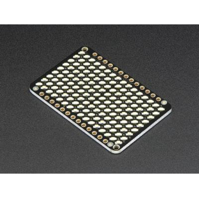 Adafruit : LED Charlieplexed Matrix - 9x16 LEDs - Cool White