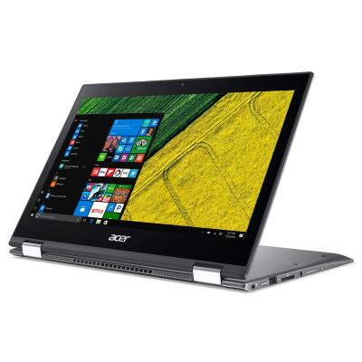 Acer laptop: Spin 5 Pro (SP513-52NP-535G) - Grijs, QWERTY