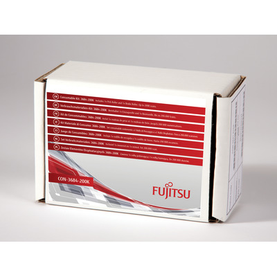 Fujitsu 3684-200K Printing equipment spare part