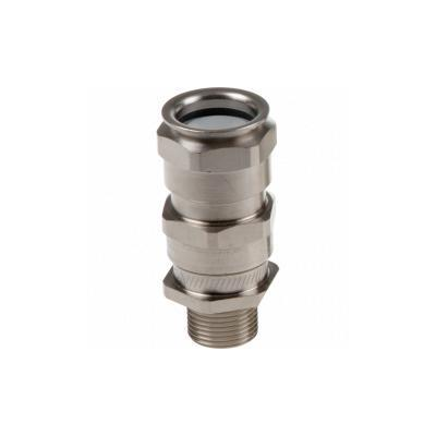 Axis Ex d Cable Gland M20 Armored Kabelwartel - Metallic