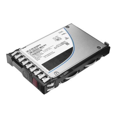 Hewlett Packard Enterprise 875865-001 SSD - Aluminium, Zwart