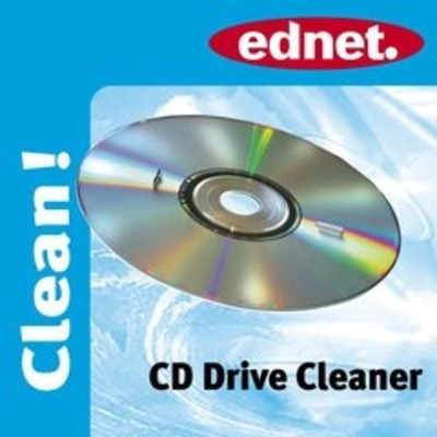 Ednet reinigingskit: CD Drive Cleaner