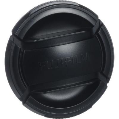 Fujifilm lensdop: 58mm Front Lens Cap for Select X-Mount Lenses - Zwart