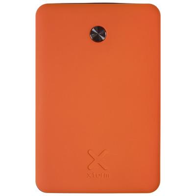 USB-C Powerbank Trip - 9000 mAh - Oranje / Orange Mobile phone case