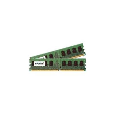 Crucial CT2KIT25664AA1067 RAM-geheugen