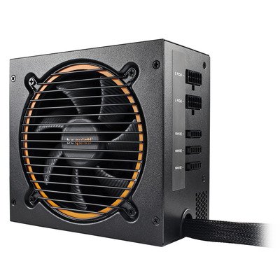 Be quiet! Pure Power 11 600W CM Power supply unit - Zwart
