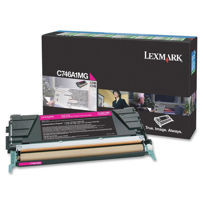 Lexmark C746A1MG cartridge