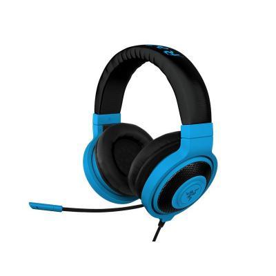 Razer headset: Kraken Pro Neon - Blauw