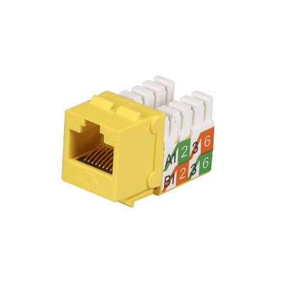 Black Box GigaBase2 - Geel