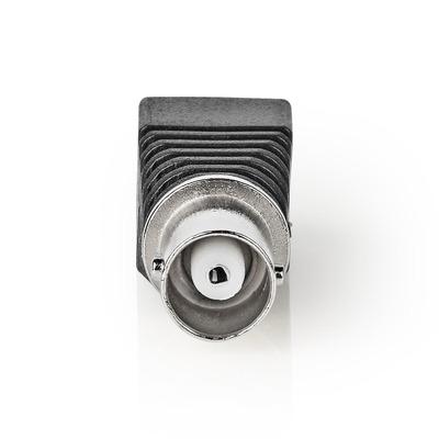 Nedis CCTVCF30BK5 Kabel adapter - Zwart, Groen
