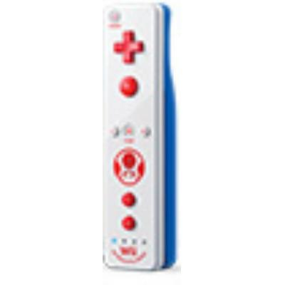 Nintendo game controller: Wii Remote Plus Toad - Wit