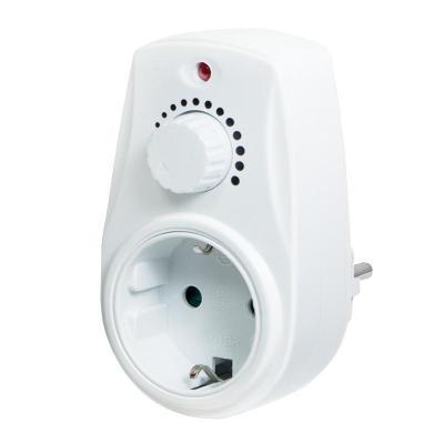 LogiLink dimmer: 40-280 W, 230V AC, 50 Hz, 16A - Wit