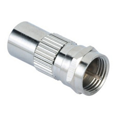 Hama 122485 Kabel adapter - Roestvrijstaal